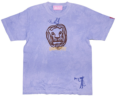 Lion Purple2