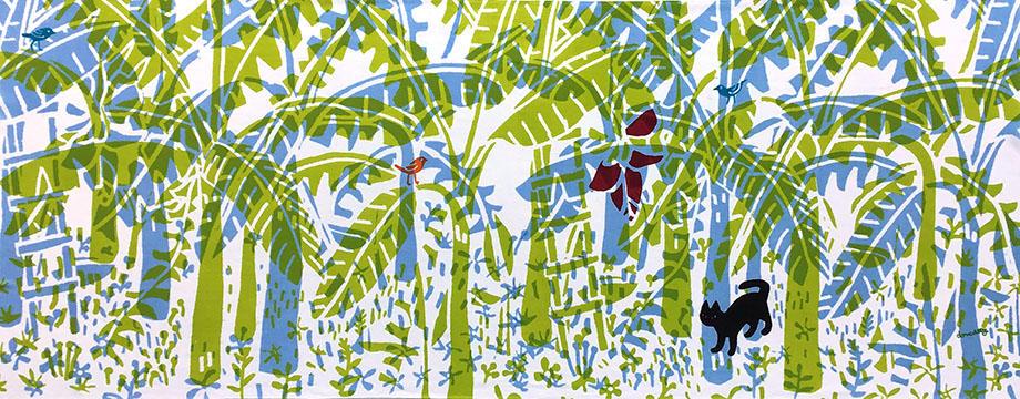 バナナの花2