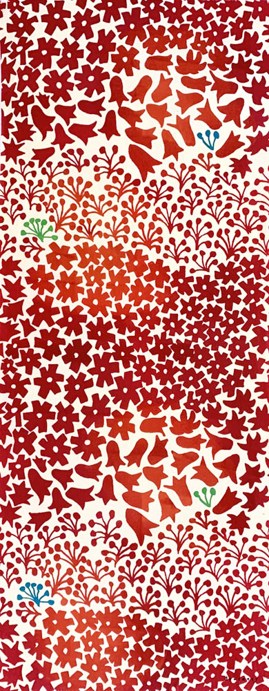 FLOWERS RED