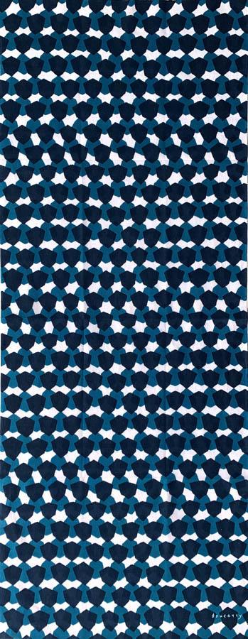 小六角 Blue