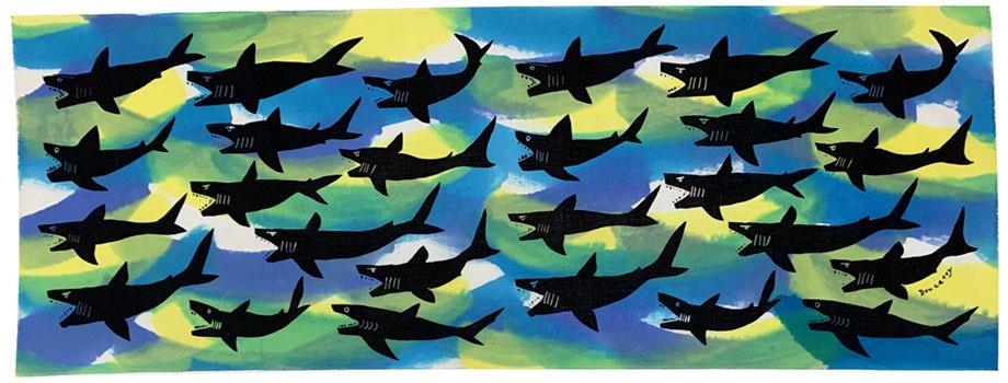 サメ wave