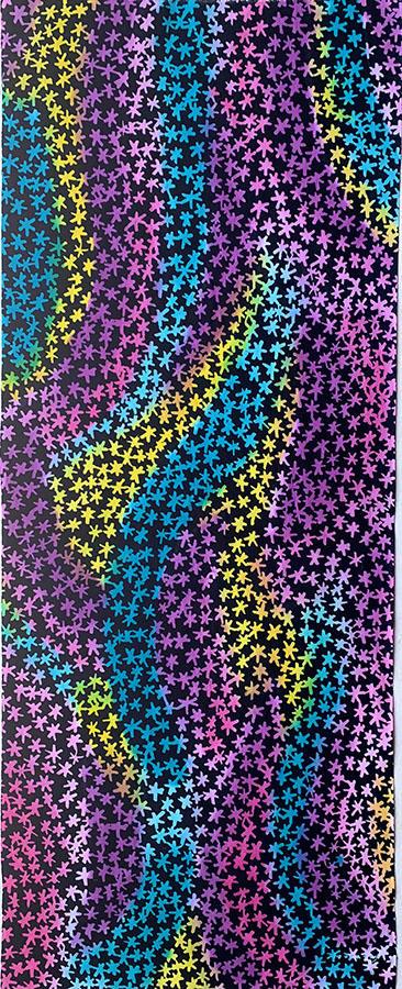 手描き染めスターダスト22<br>Stardust - hand painted 22<br>