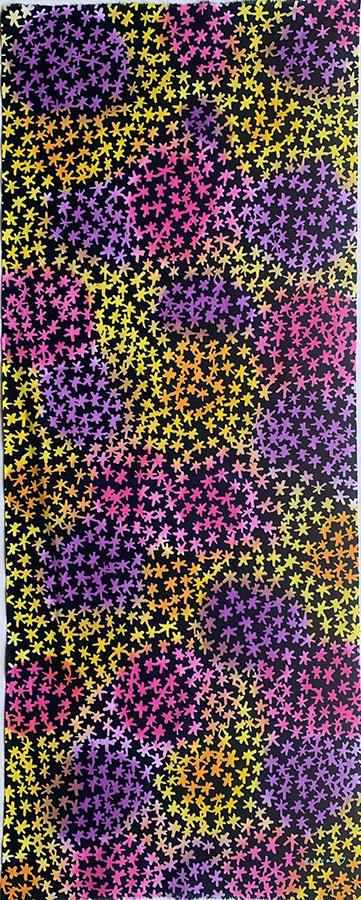 手描き染めスターダスト24<br>Stardust - hand painted24<br>