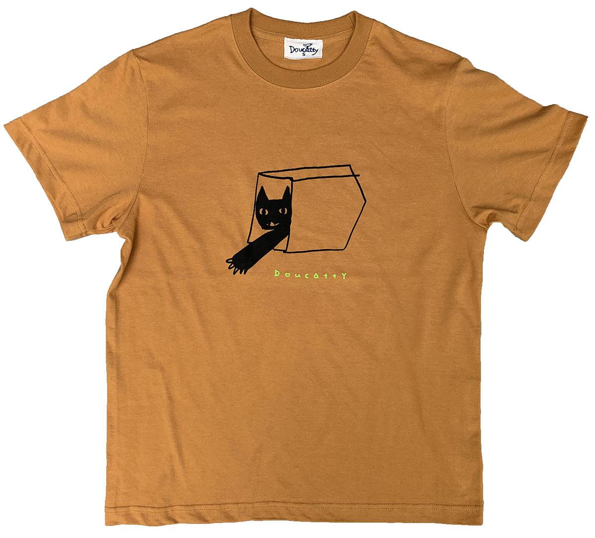 猫と紙袋 cat and paper bag