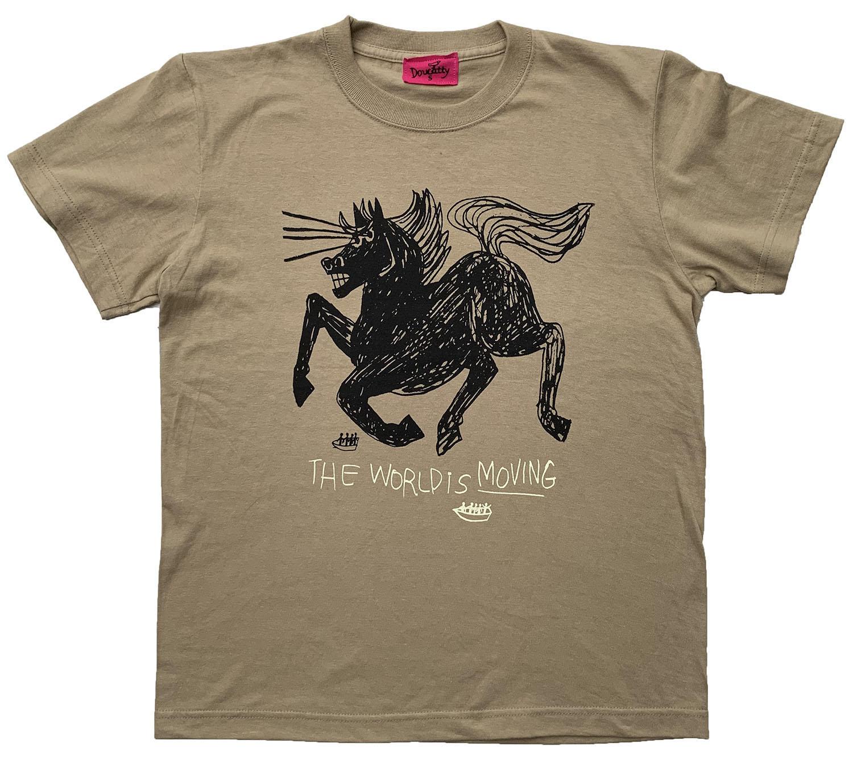 黒馬くん  the_world_is_moving