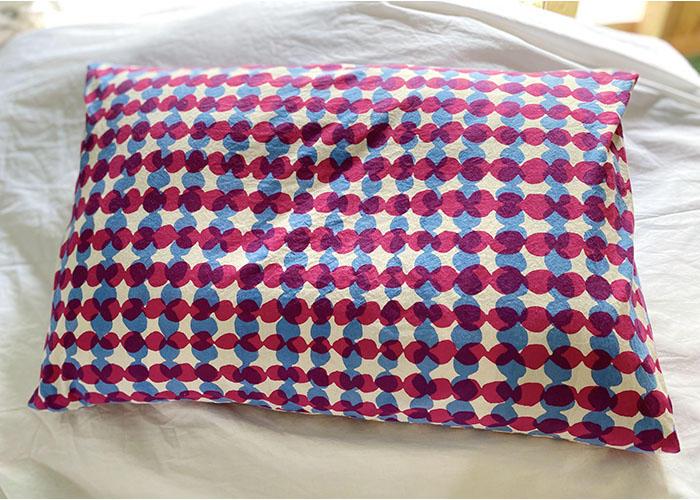 ダンゴクロスの枕カバー<br>Phillow case - Dango Cross