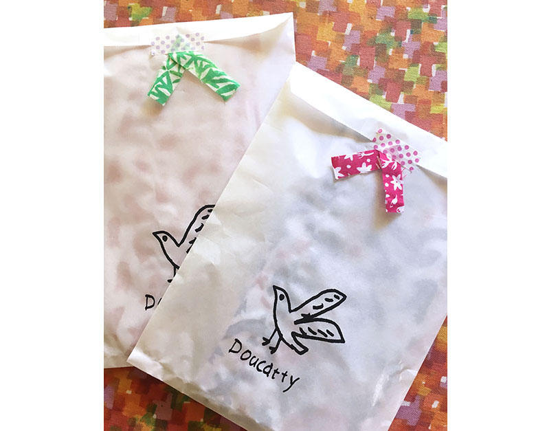 プレゼント用の袋