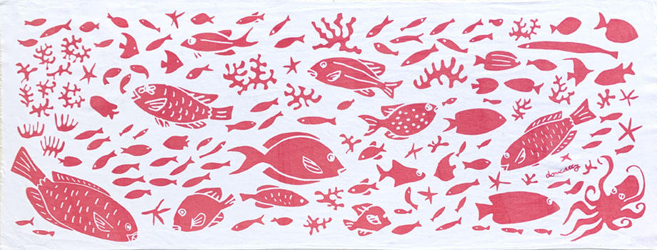 サカナサカナ Pink<br>fish, fish,pink<br>