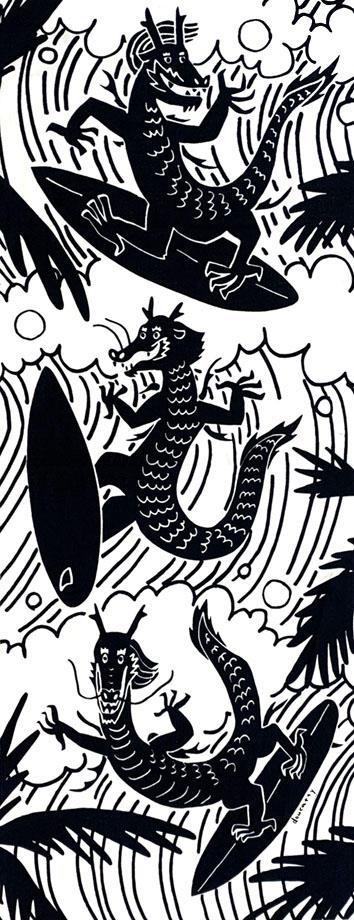 Surf Doragon